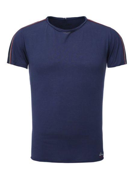 KEY LARGO Herren T-Shirt MT SMOKE round