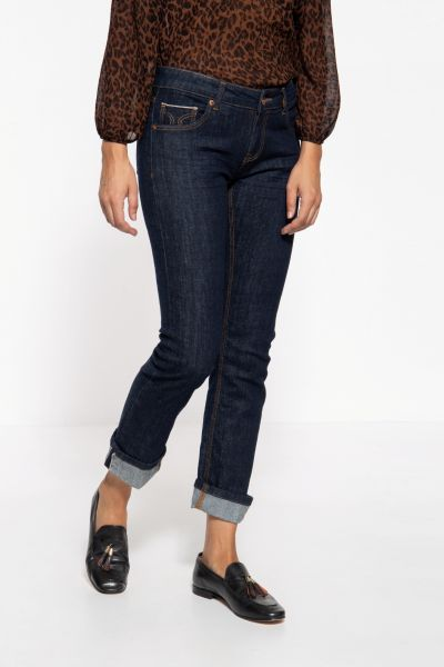 Basic Jeans im Red Selvage-Stil »Stella«