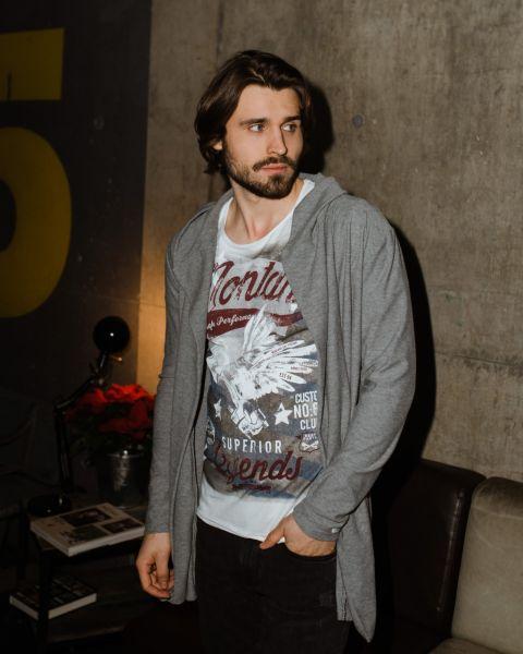 KEY LARGO Herren T-Shirt MT MONTANA round