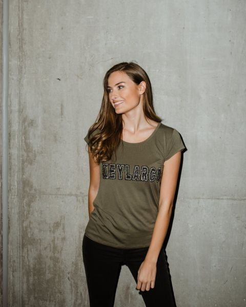 KEY LARGO Damen T-Shirt WT KEY LARGO round