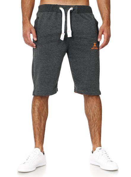 AKITO TANAKA Shorts aus Sweatware Okinawa