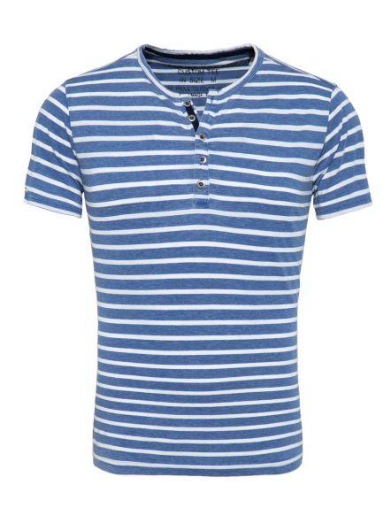 KEY LARGO Herren T-Shirt MT JOKO button