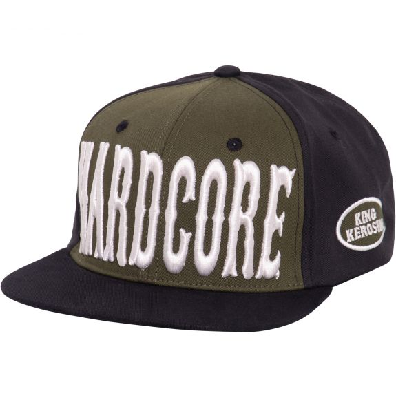 Snapback Cap »Hardcore 3D«