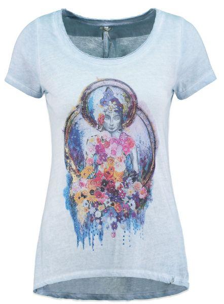 KEY LARGO Damen T-Shirt WT THAI round