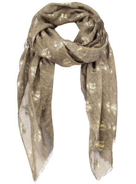 KEY LARGO Schal WA HEARTS scarf  4