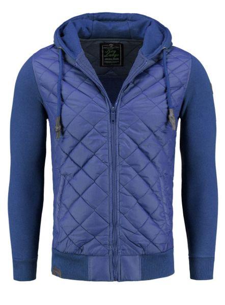 KEY LARGO Herren Sweatshirt & Sweatjacken MSW ESTATE jacket-hoody