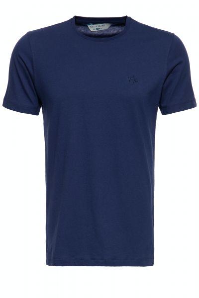 Premium Basic T-Shirt mit klassischem Rundhals