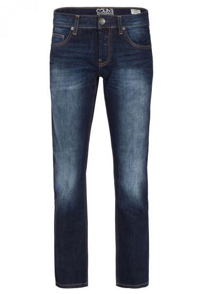 COLIN'S Slim Fit Jeans im Used-Look Karl