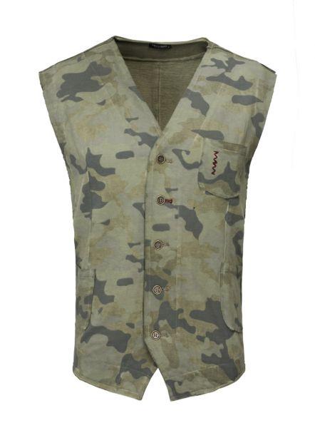 KEY LARGO Herren Sweatshirt & Sweatjacken MSW INFINITY vest