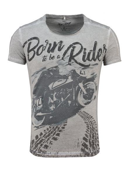 KEY LARGO Herren T-Shirt MT BORN round