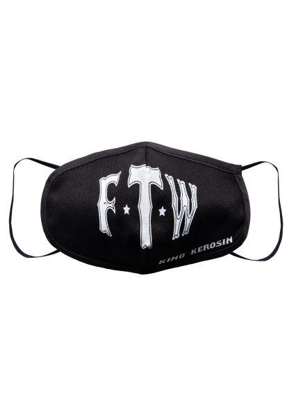 Mundschutz mit Frontprint »FTW«