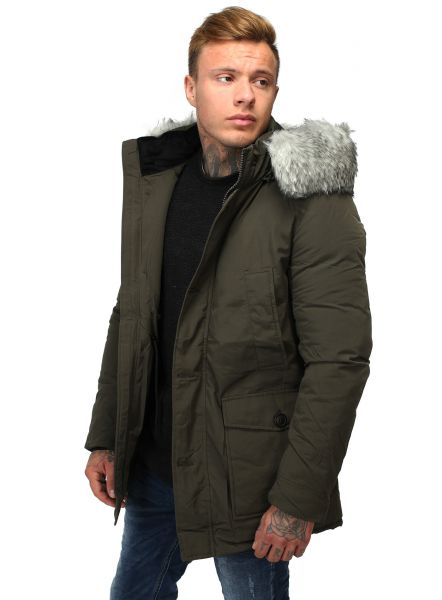 MTX Homme Winterjacke Rabball