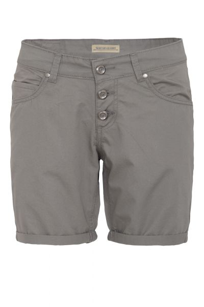 WAY OF GLORY  Basic Bermuda-Shorts