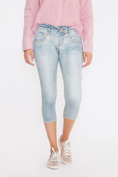 ATT JEANS - Cropped Jeans Slim Fit Zoe