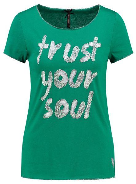 KEY LARGO Damen T-Shirt WT TRUST round