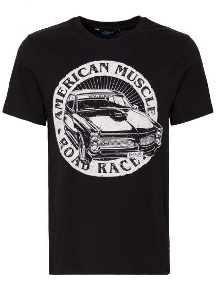 KING KEROSIN T-Shirt mit Front Print »American Muscle« American Muscle