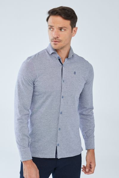 Jerseyhemd »Cumber«