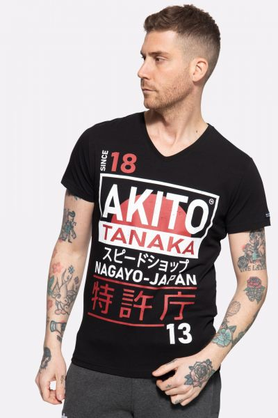 T-Shirt mit Frontprint »Nagayo Sun«