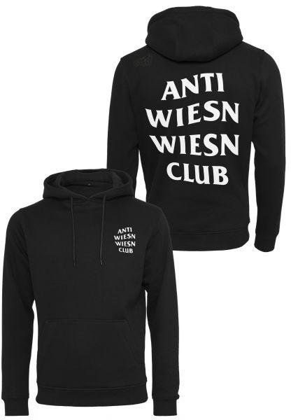 Wiesn Club Black Hoody black L