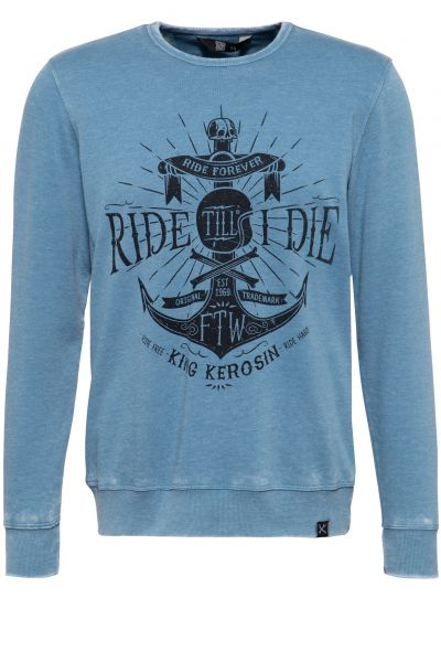 Longsleeve Shirt »Anchor King« - Bild