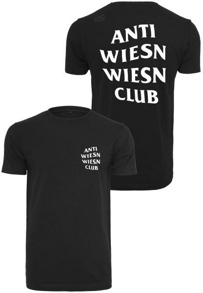 Wiesn Club Black Tee black L