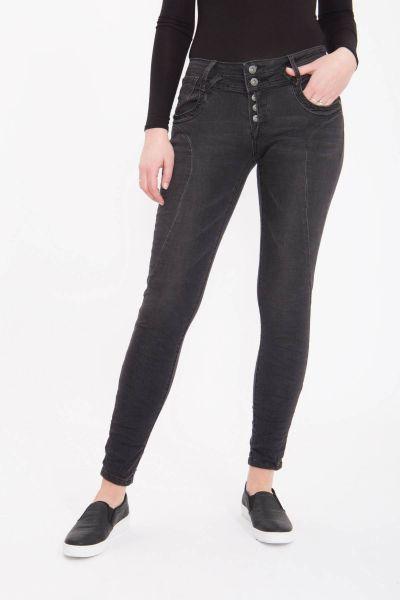BLUE MONKEY Skinny Jeans Kitty 1691 Kitty 1691