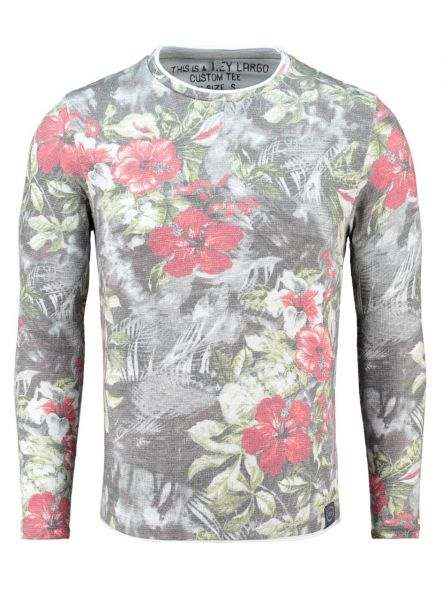 KEY LARGO Herren Sweatshirt & Sweatjacken MSW MEADOW round