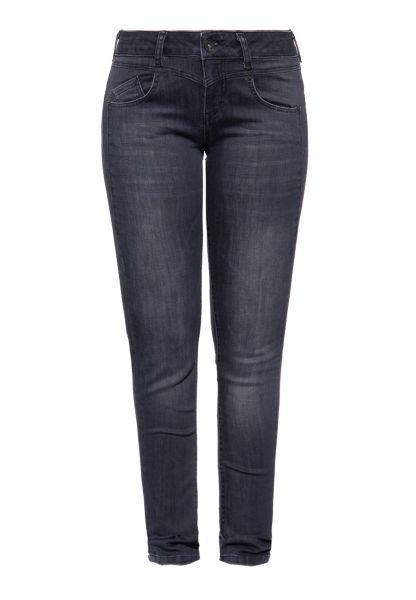 Basic Jeans mit Waschungen und Wonder Stretch »Zoe«