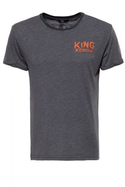 T-Shirt »King of Fucking«