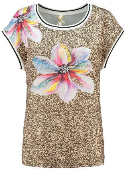 KEY LARGO Damen T-Shirt WT GREAT round
