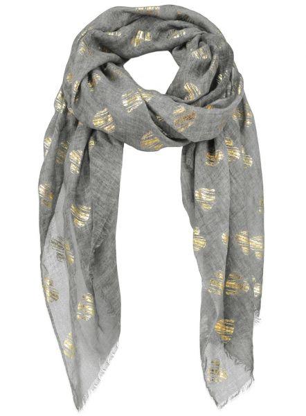 KEY LARGO Schal WA HEARTS scarf  4