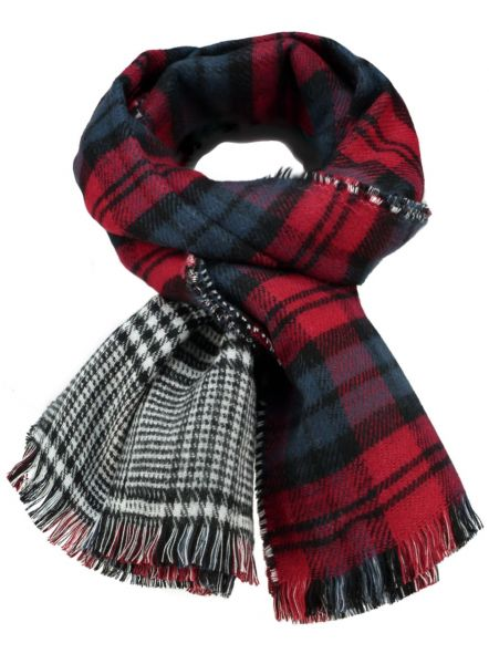 KEY LARGO Schal MA SQUARE scarf 4 Farbe  Größe