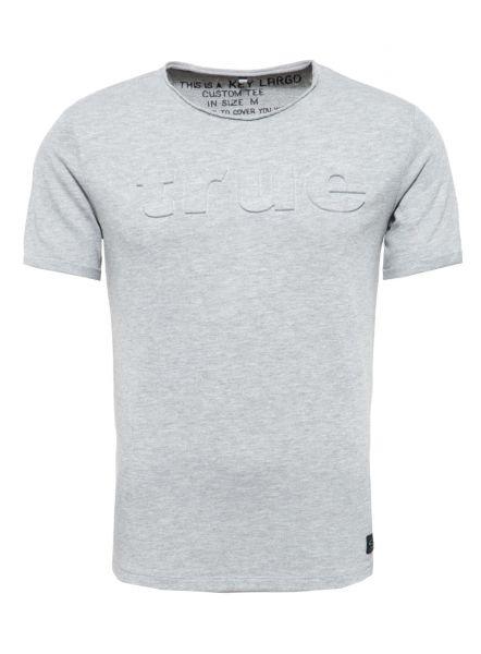 KEY LARGO Herren T-shirt MSW TRUE STORY
