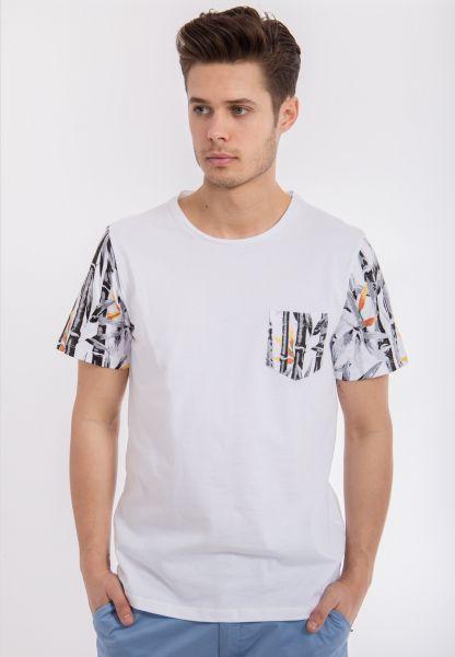 MEXX T-Shirt mit Rundhals und Druck