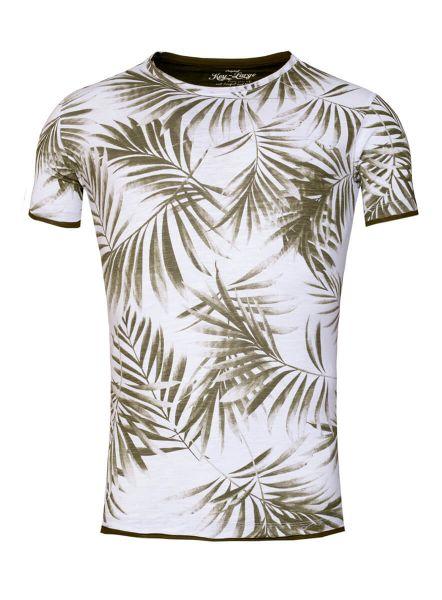 Key Largo T-Shirt MT PALM round