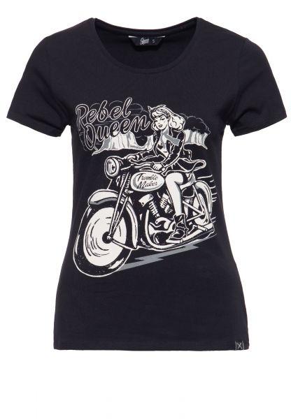Kurzarm Shirt »Rebel Queen«