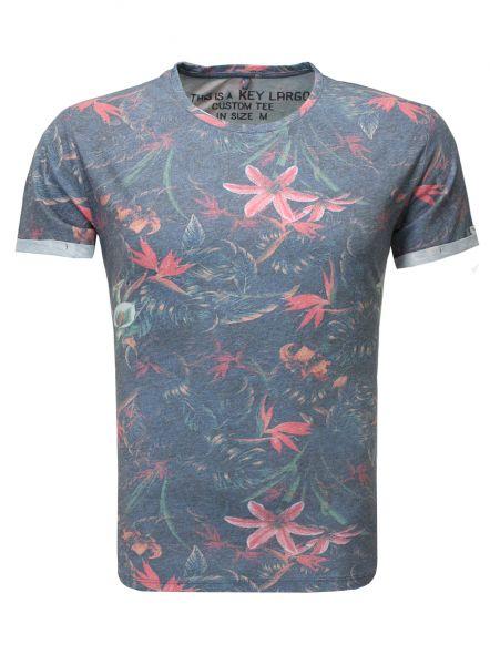 7ff18443520768 Key Largo T-Shirt JUNGLE