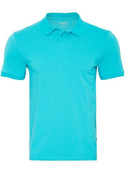 Mexx Basic Poloshirt mit Knopfleiste