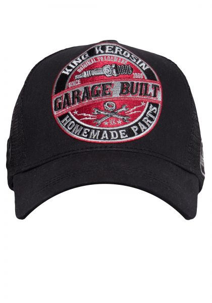 KING KEROSIN Trucker Cap mit Mesh-Einsatz Garage Built