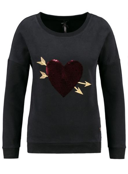 KEY LARGO Damen Sweatshirt & Sweatjacken WSW HIT round