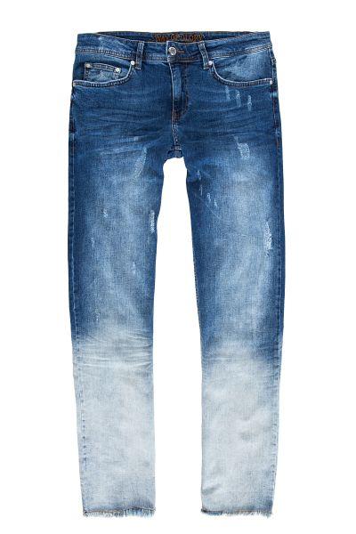 WAY OF GLORY Regular Fit Jeans »Carlos« im Dip Dye Look Carlos
