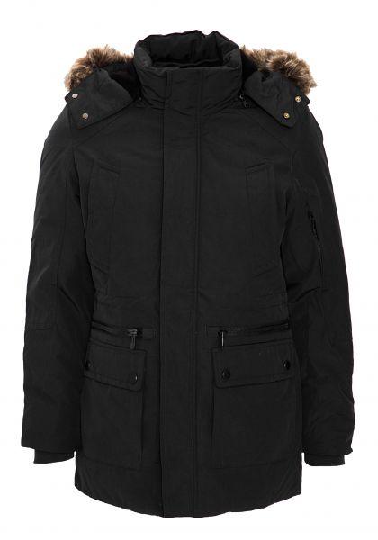 BLACKROCK Outdoorjacke mit großen Reißverschlusstaschen