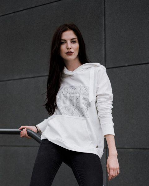 KEY LARGO Damen Sweatshirt & Sweatjacken WSW CUTE hood