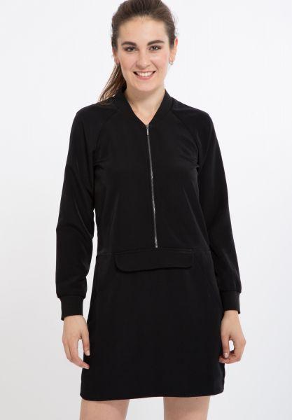 MEXX Lässiges Blusen- Kleid mit sportiven Elementen