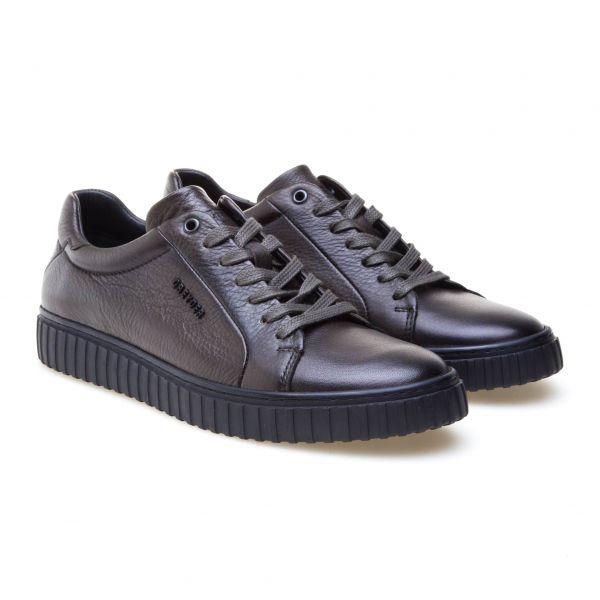 Greyder Sneaker mit gemusterter Laufsohle