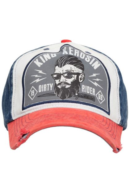 KING KEROSIN Basecap Dirty Rider