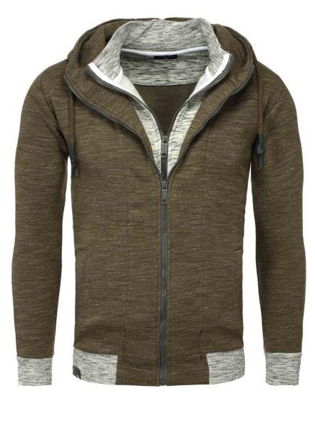 KEY LARGO Herren Sweatshirt & Sweatjacken MSW TOOL jacket-hoody