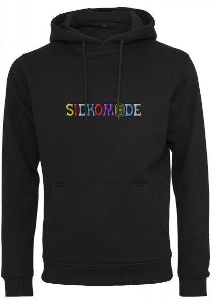 Sickomode Embroidery Hoody black 3XL