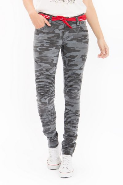 QUEEN KEROSIN Skinny Jeans Holly Fit Holly Fit