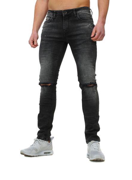 Young & Rich Jeans Paint